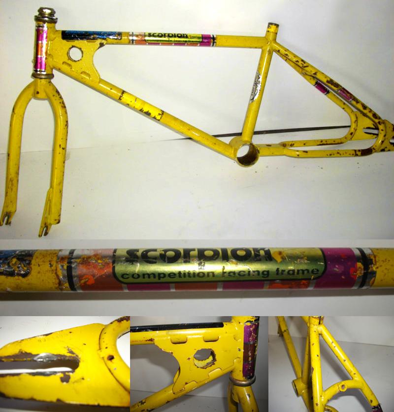 Lix BMX » Koizumi Madison Taipan / Scorpion / DB Large Pro