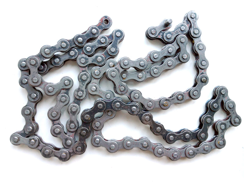 Old KMC chain 1/8""