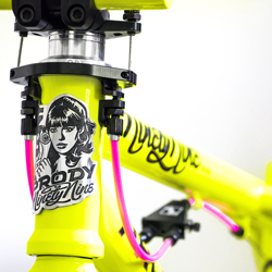 2014 Colony Prody Ltd. Ed. 99/100 LixBMX